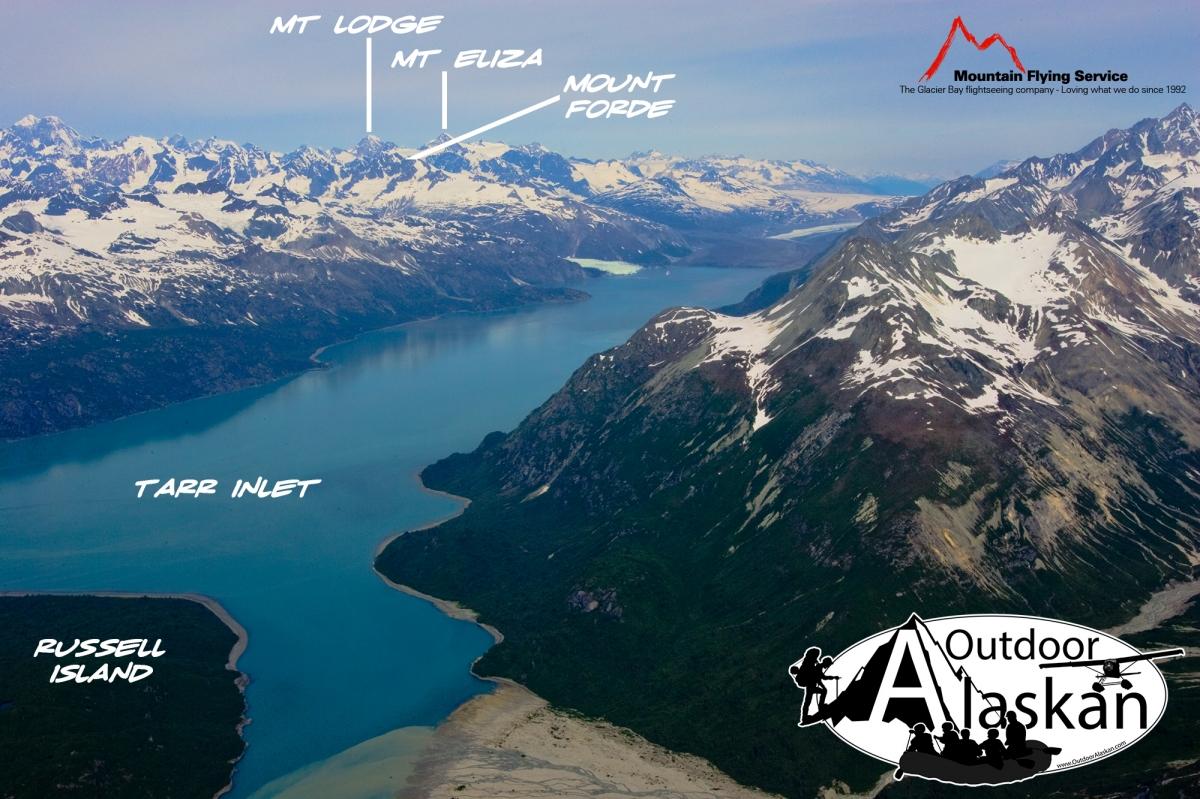 Grand pacific glacier alaska alaska guide for Pacific grand