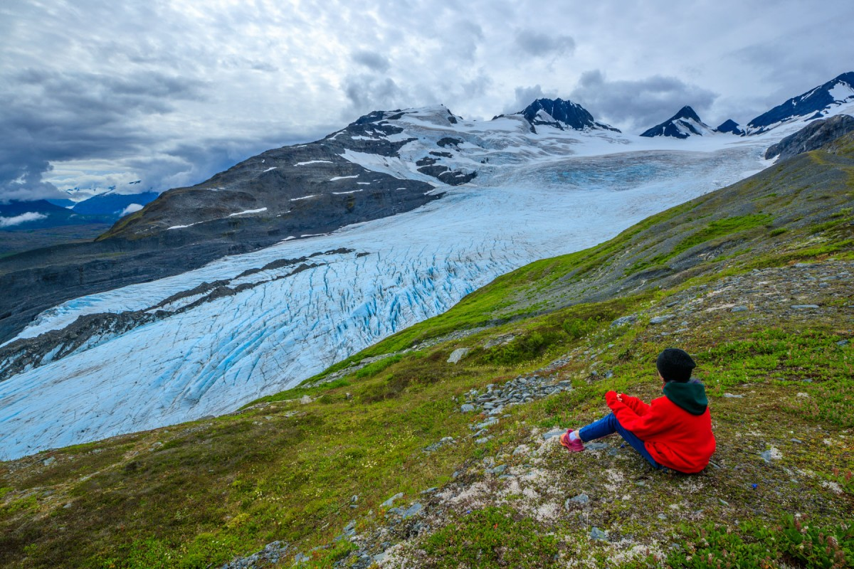 Guided hiking tours that make you feel like you have your own private glacier.