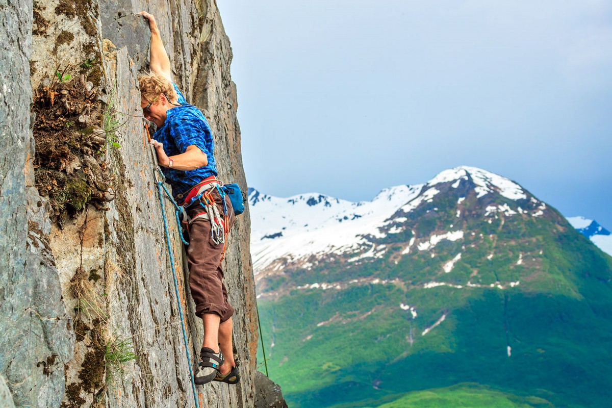 Valdez Guided Rock Climbing