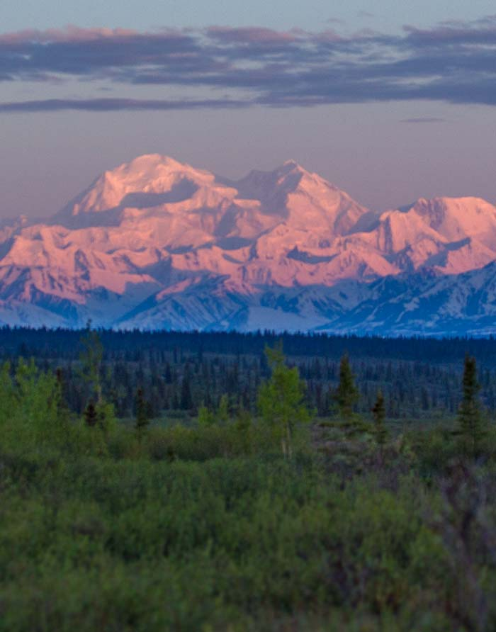 Traveling to Alaska Information