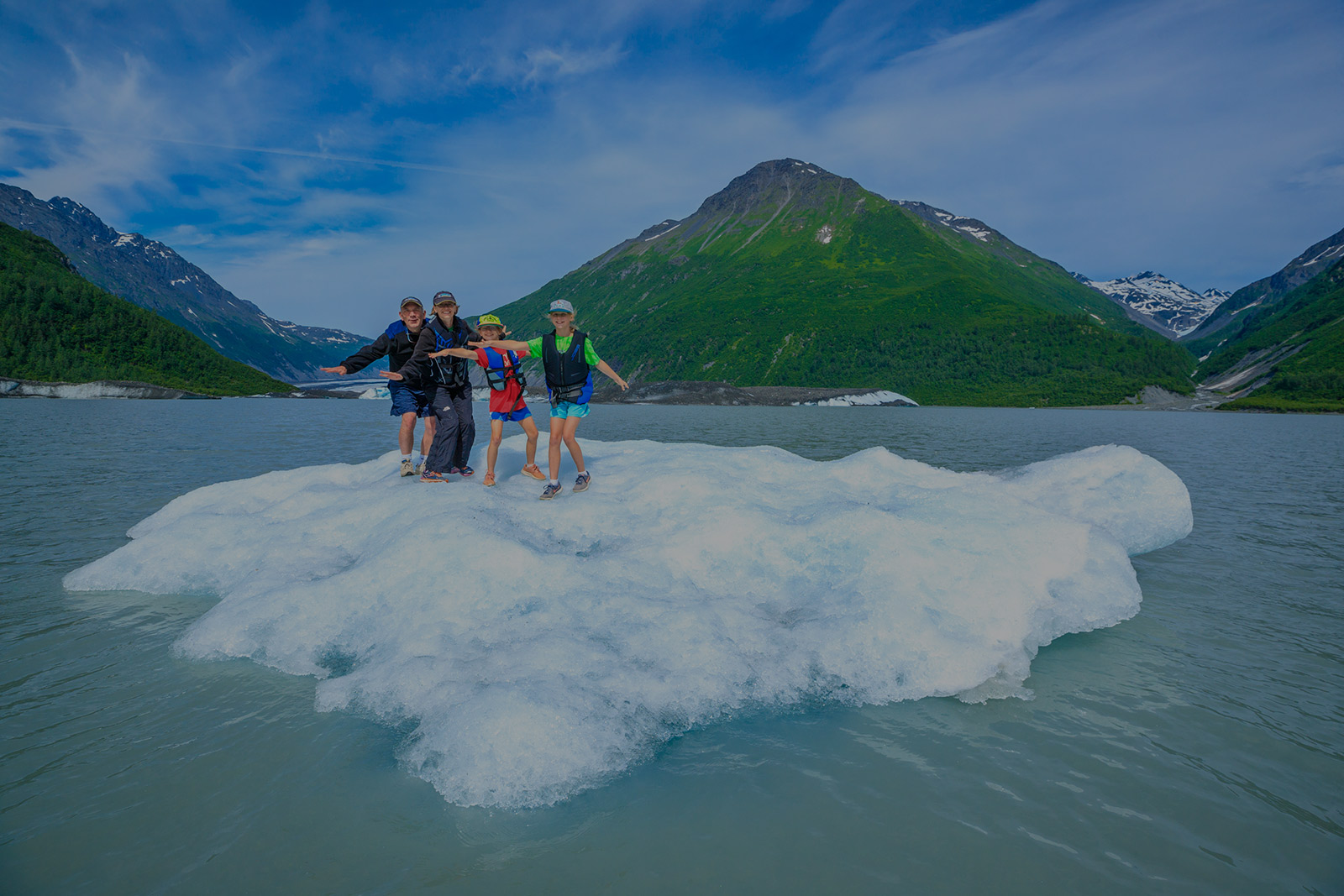 Valdez Alaska Guide Tours and Information